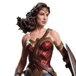 Statue Reveals More Colorful Costume for Batman vs. Superman's Wonder Woman