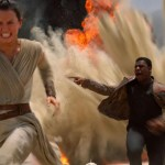 Watch Daisy Ridley and John Boyega's Adorable Reactions to Seeing the Star Wars: The Force Awakens Trailer