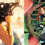 Wonder Woman Goes Digital and Poison Ivy Gets Her Own Limited Series