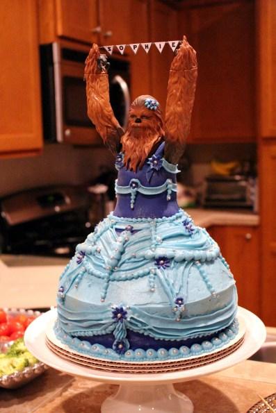 Wookie Cake 3