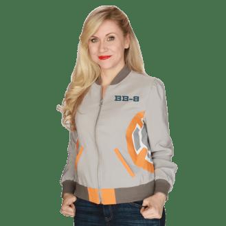 BB-8 Bomber Jacket - Her Universe