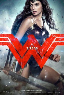 Wonder Woman - Batman vs. Superman