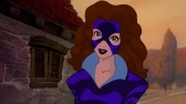 Belle as Shadowcat (Kitty Pryde)