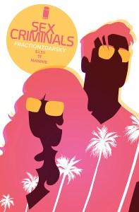 Sex Criminals #11 - cover by Chip Zdarsky