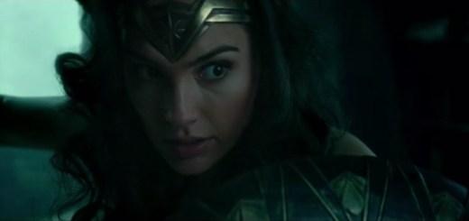 Wonder Woman header