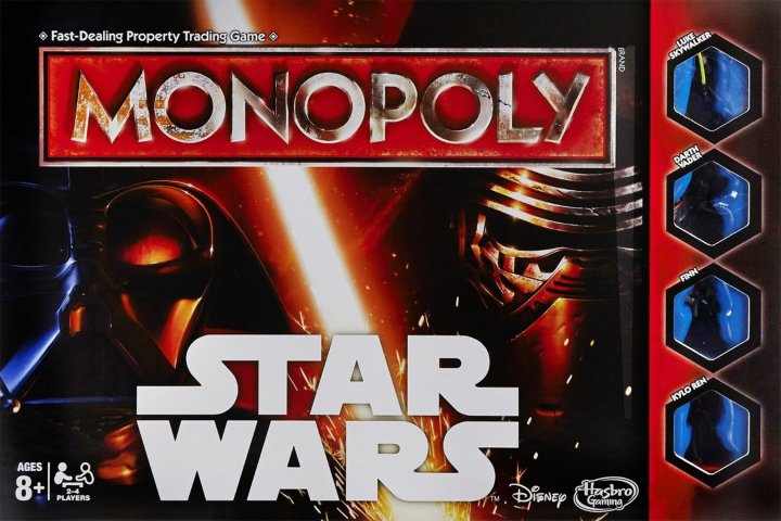 Star Wars Monoopoly