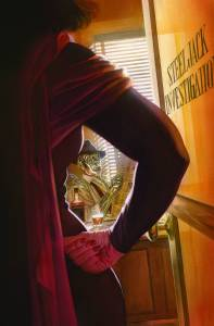 Astro City #32 - Cover by Alex Ross