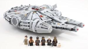 LEGO Star Wars: The Force Awakens Millenium Falcon