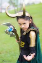 Loki Costume by Jose and Sendy Ramirez Photography by Wonderwallvisions