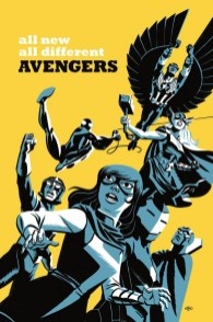 All-New All-Different Avengers - cover by Michael Cho