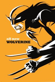 All New Wolderine - cover by Michael Cho