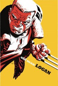 Old Man Logan - cover by Michael Cho