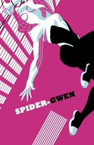 Spider-Gwen - cover by Michael Cho