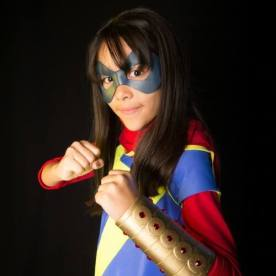Ms. Marvel (Kamala Khan) Costume by Sewmany costumes Photography by Heroic Imaging