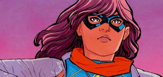 Ms. Marvel Header