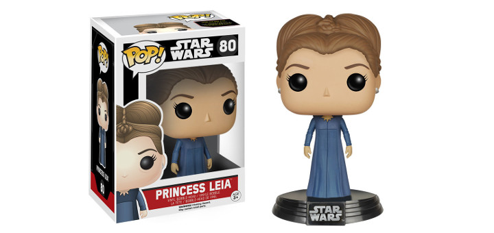 """Princess Leia"" Funko Pop"