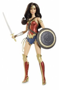 Wonder Woman Barbie from Mattel