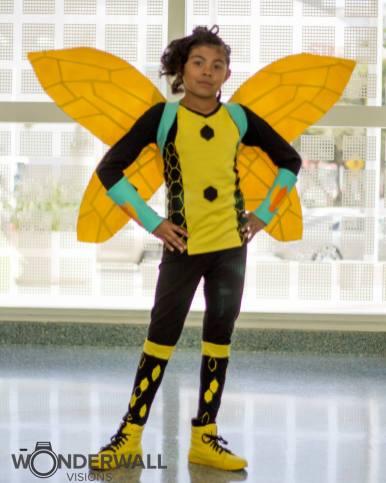 Bumblebee - Lil' Cupcake Pony