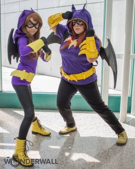 Two Batgirls - Scarlett Phox