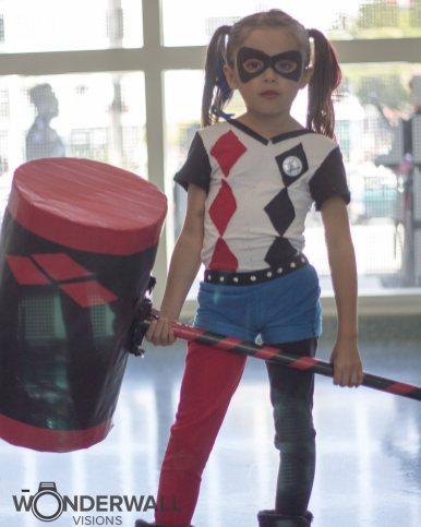Harley Quinn - Mommy and Me Cosplay