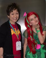 Poison Ivy and Lisa Yee - Heroic Girls