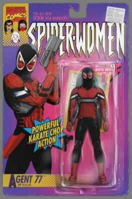 Spider-Women Alpha #1 - John Tyler Christopher