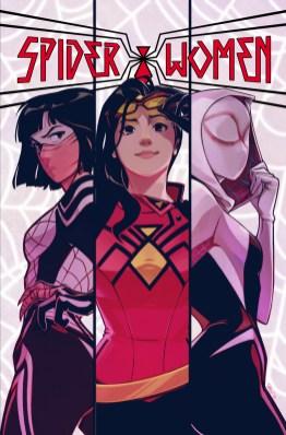 Spider-Women Alpha #1 - Stacey Lee Variant