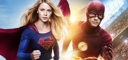 Supergirl Flash Header