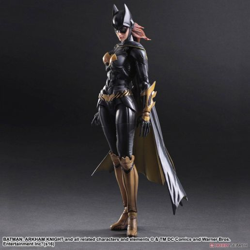 Square Enix's Play Arts Kai Batman: Arkham Knight Batgirl