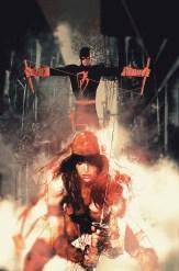 Daredevil #6 cover by Bill Sienkiewicz