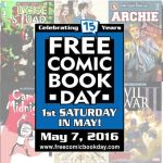 The Heroic Girls' Guide to Free Comic Book Day 2016