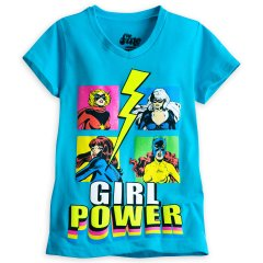 Girl Power Tee - Disney Store