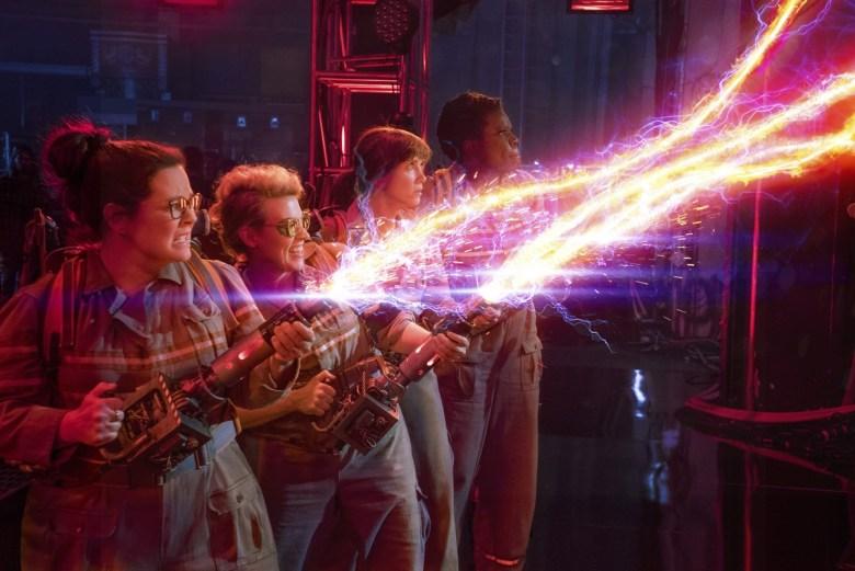 Ghostbusters - Yep, They're Women