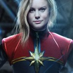 Brie Larson Preparing for 'Captain Marvel' by Touring Air-Force Base