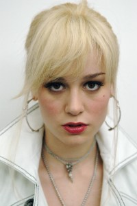 "Brie Larson as ""Envy Adams"""