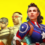 Peggy Carter as Captain America Is The Coolest Thing in the History of Things