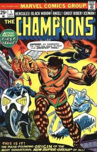 Champions #1 (1975)