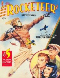 Dave Stevens 'The Rocketeer'