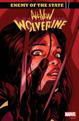 Preview: All-New Wolverine #13 - David Lopez Cover Art