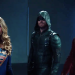 Supergirl Joins the CW Superhero Fight Club