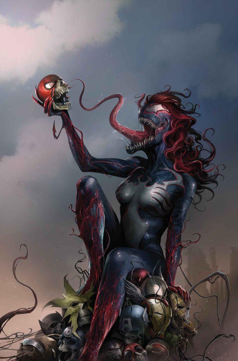 Venom #151 - Mary Jane Variant