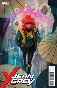 Jean Grey #1 - Stephanie Hans Variant