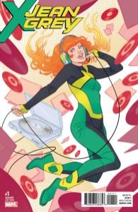 Jean Grey #1 - Marguerite Sauvage Variant