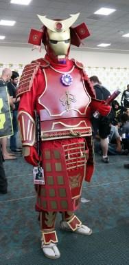 Samurai Iron Man - by Steve Blanchard