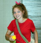 Arrietty - photo by Anya Marcotte