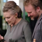 'The Last Jedi' Director Rian Johnson on the Importance of Carrie Fisher