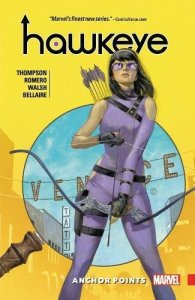 Hawkeye - Kelly Thompson/Leonardo Romero