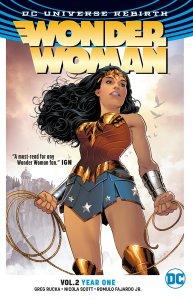 Wonder Woman - Greg Rucka/Nicola Scott