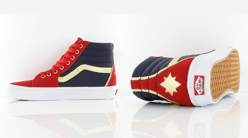 Check Out These Glorious Captain Marvel