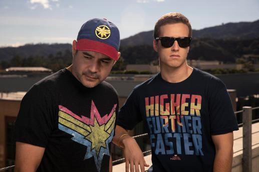 Captain Marvel T-shirts & Hats - 5th Sun / Disney Store - MSRP: $25.99 // $29.95